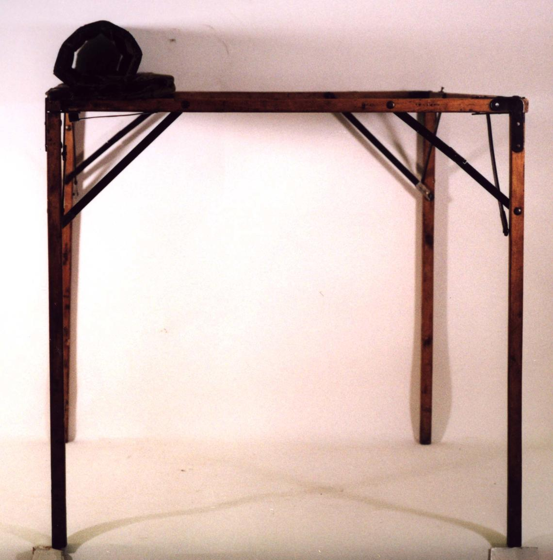 Image: Field Table