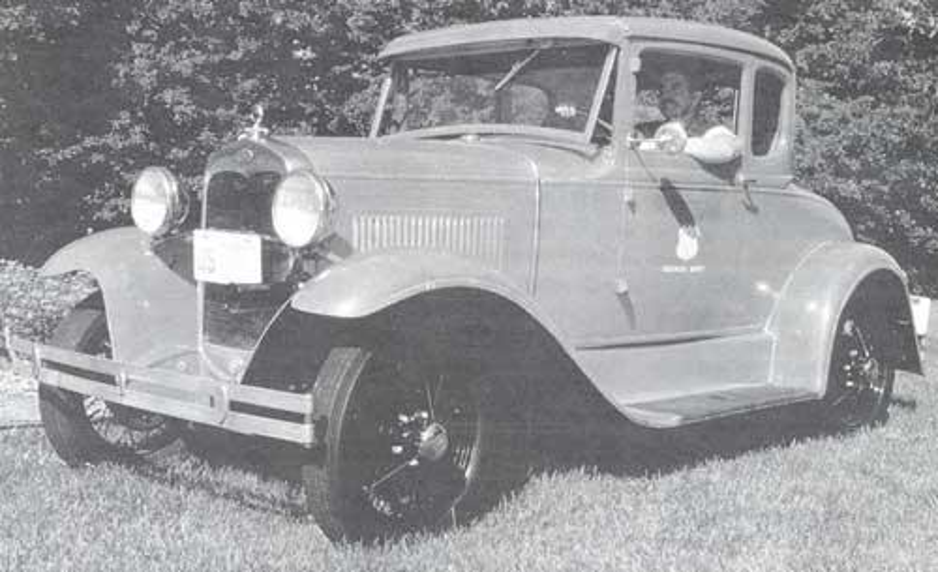Image: Model A Car (3 of 9)