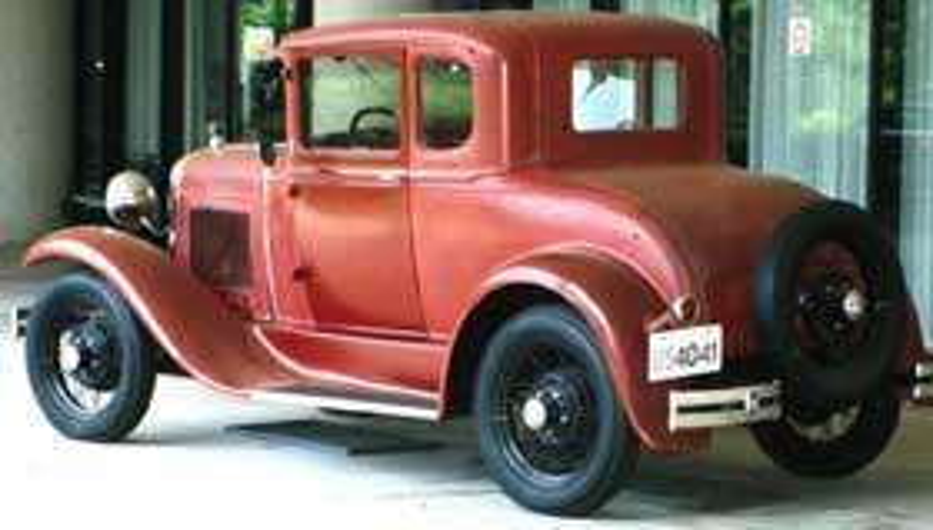 Image: Model A Car (8 of 9)