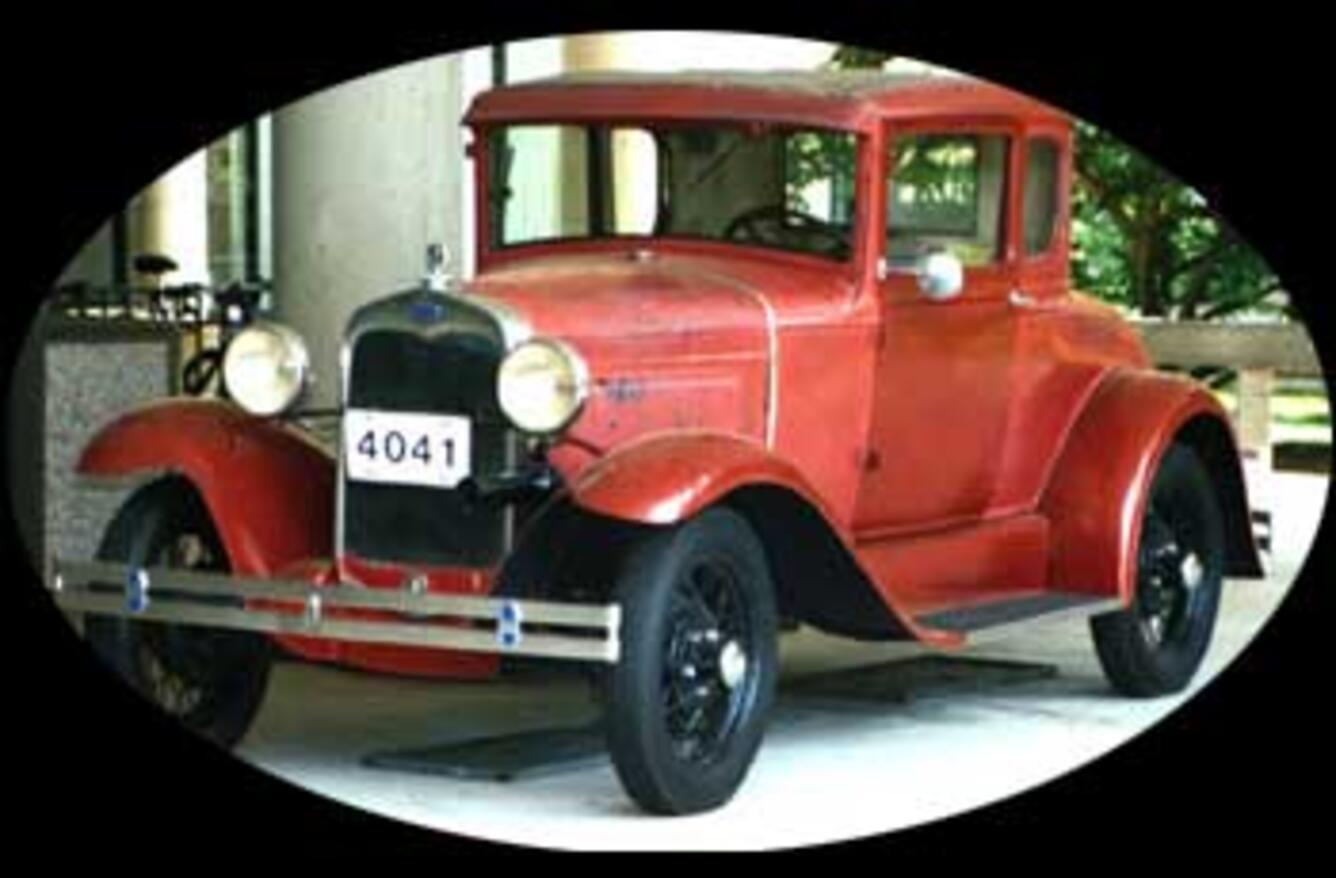 Image: Model A Car (6 of 9)