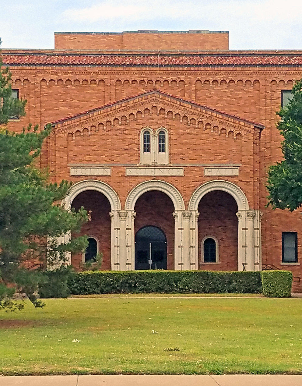 Wichita Falls field office is in Bolin Science Hall, Midwestern State University