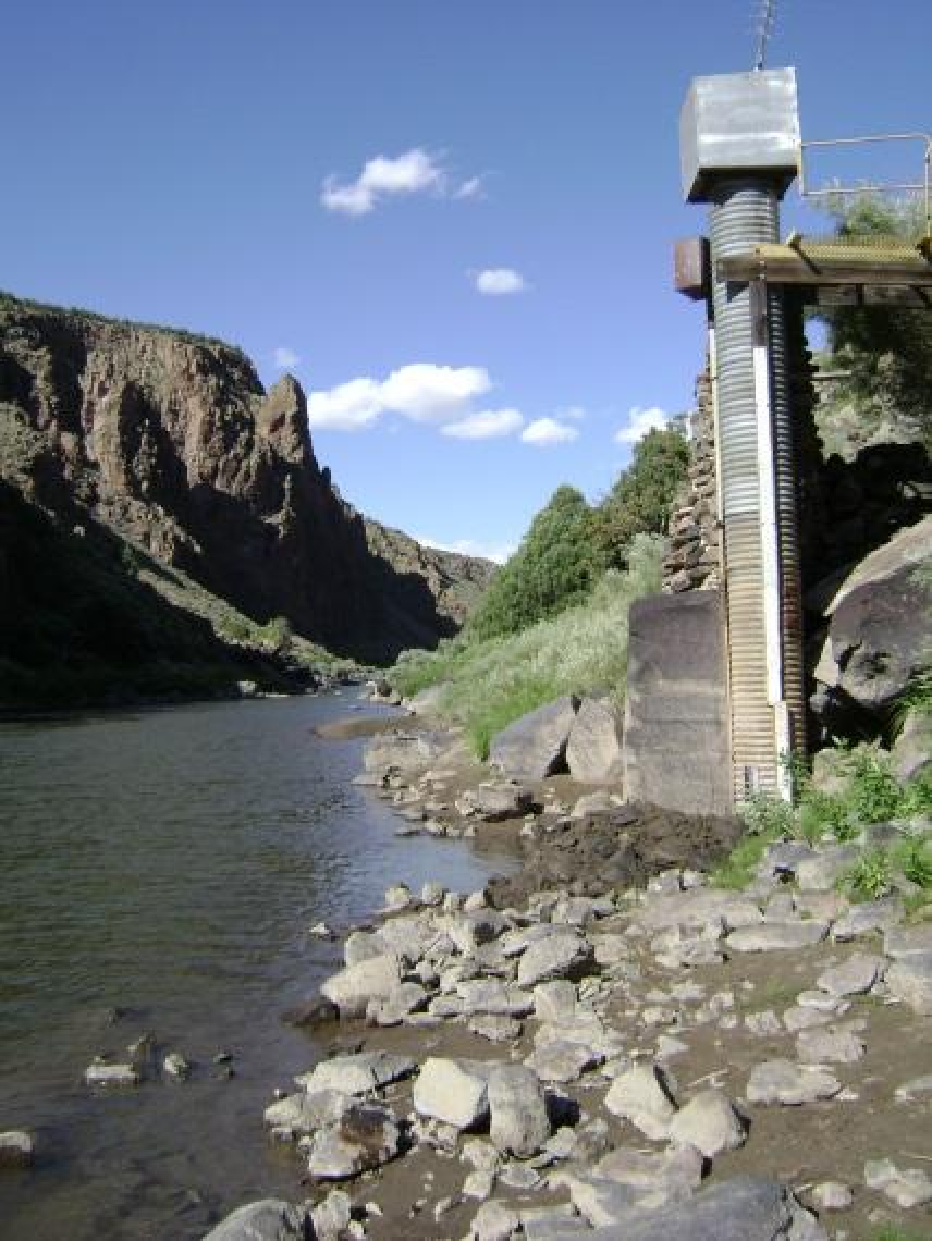 Upper Rio Grande Basin, NM Water Science Center